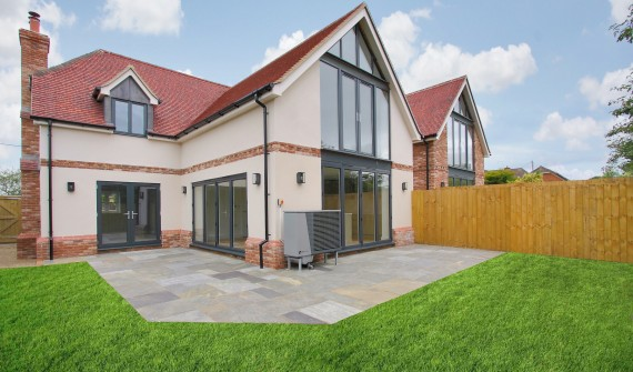 Two New Detached Homes In Ludgershall