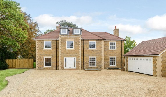 Four Luxury Homes In Oxfordshire